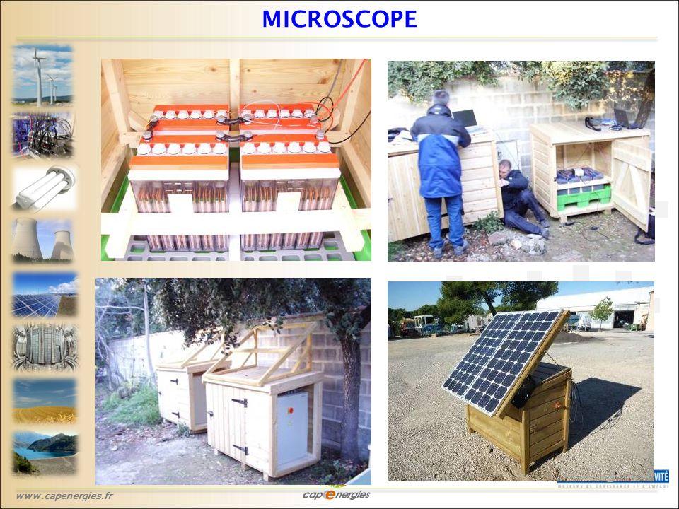 www.capenergies.fr MICROSCOPE
