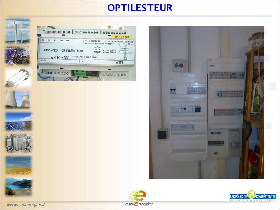 www.capenergies.fr OPTILESTEUR @RSW