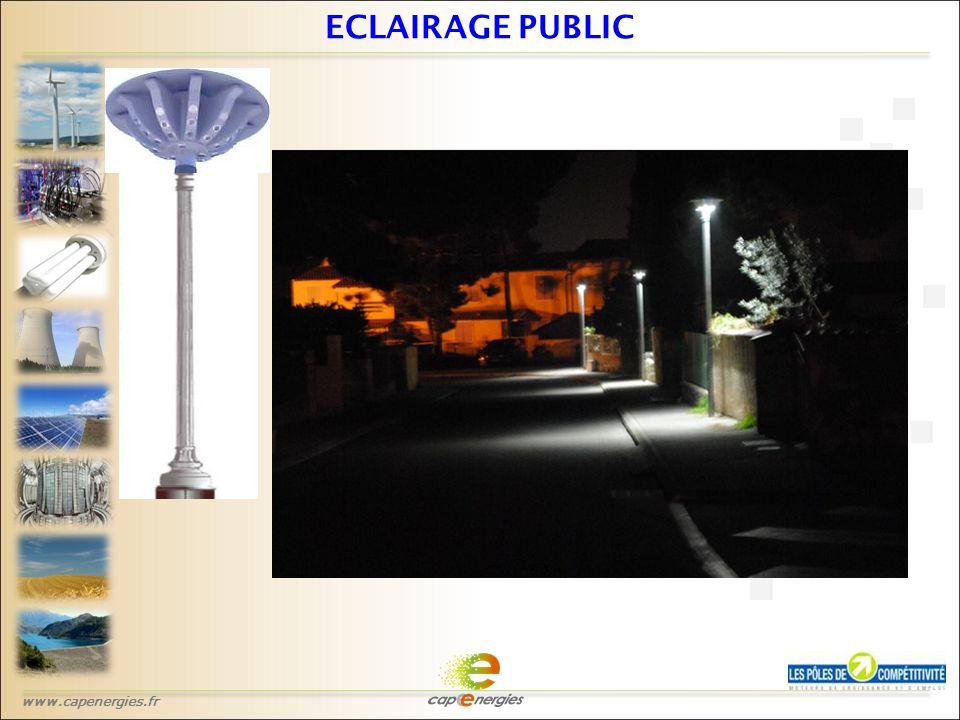 www.capenergies.fr ECLAIRAGE PUBLIC