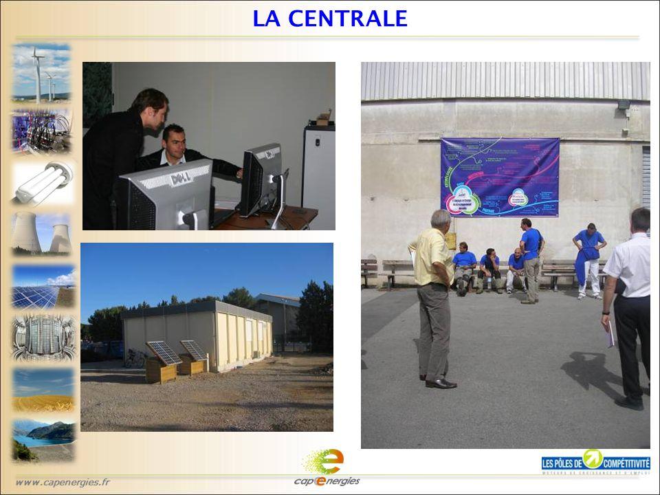 www.capenergies.fr LA CENTRALE