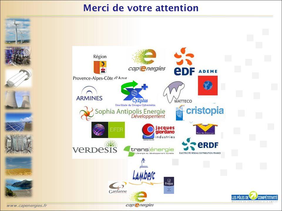 www.capenergies.fr Merci de votre attention