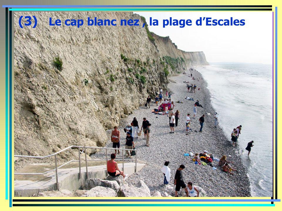(2) la plage
