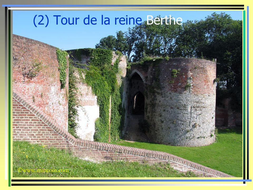 Montreuil –sur- mer (1) Les remparts