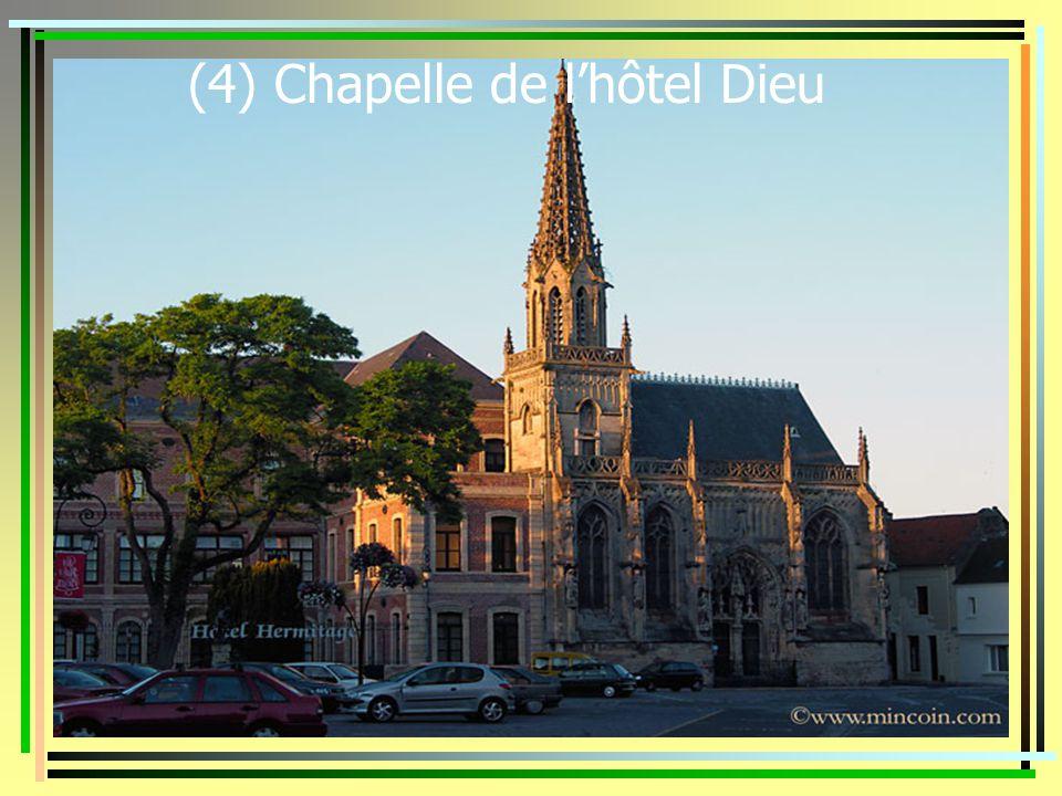 (3) Abbatiale Saint Saulve