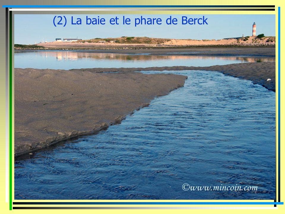 (1) La baie d'Authie le chenal