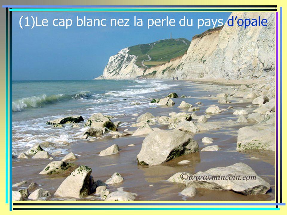 (2) La plage et ses cabines