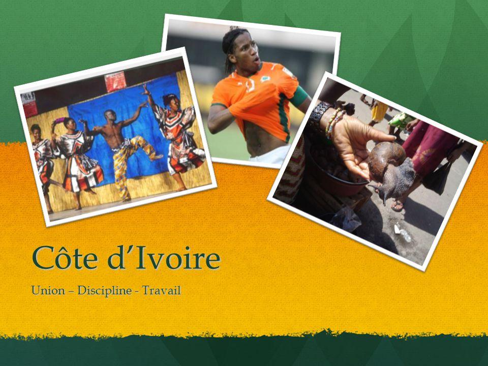 Côte d'Ivoire Union – Discipline - Travail