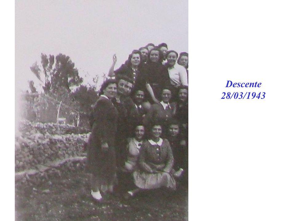 Descente 28/03/1943