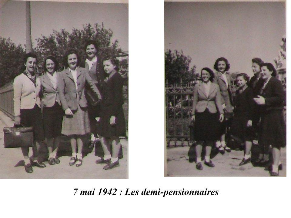 7 mai 1942 : Les demi-pensionnaires