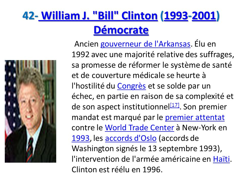 42- William J.