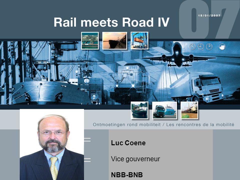 Luc Coene Vice gouverneur NBB-BNB