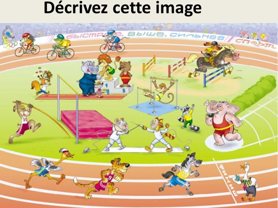 La boxe – se battre La course a pied Le saut Le football La luge Le velo La natation Le jeu Le patinage Le ski La lutte Le plongeon