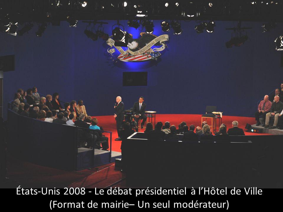 Jamaïque 2007 - Les débats du premier ministre