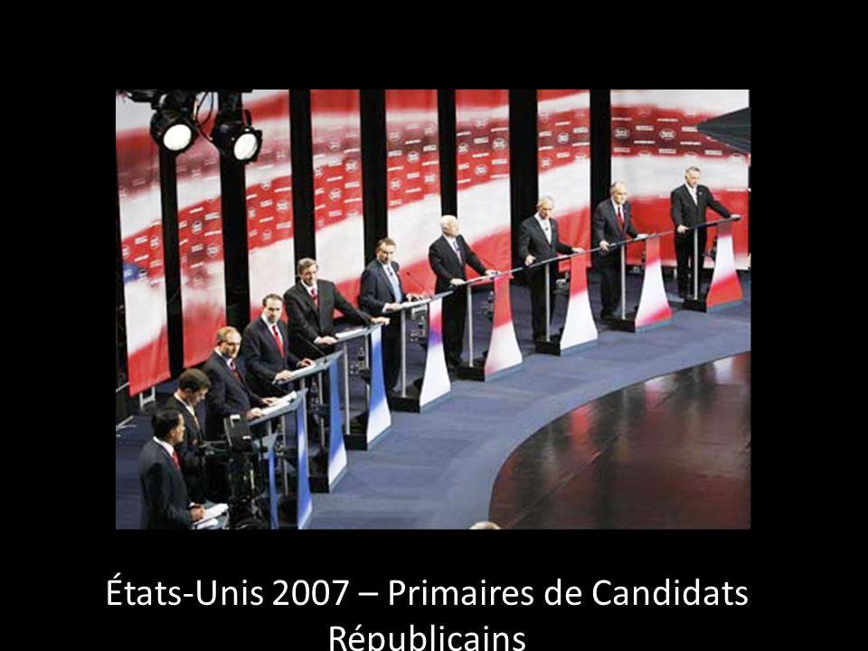 États-Unis 2008 - Le premier débat présidentiel