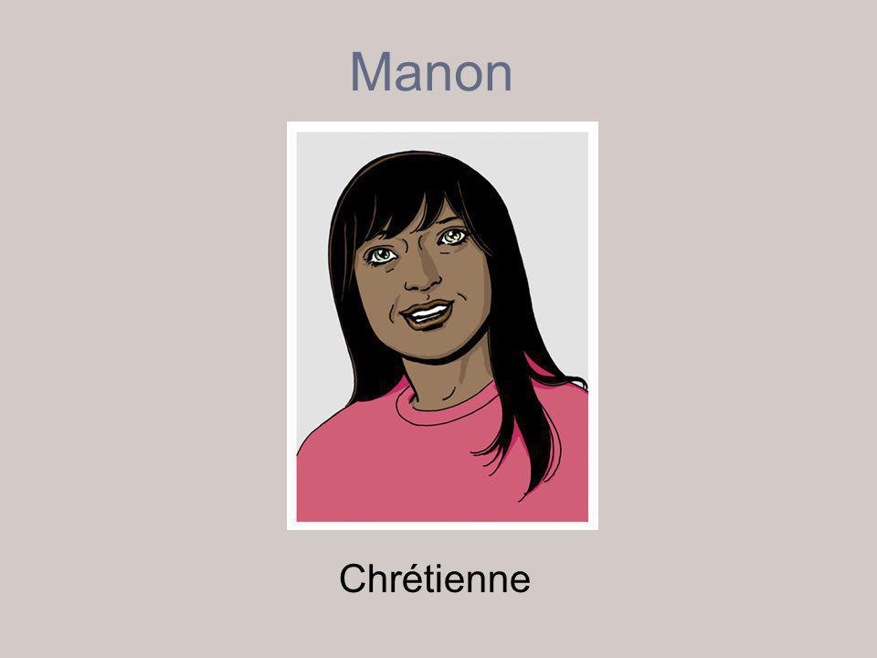 Manon Chrétienne