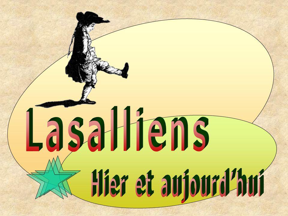 M En 1688, M.de La Salle accepte de répondre à une demande d'ouverture d'école à Paris.