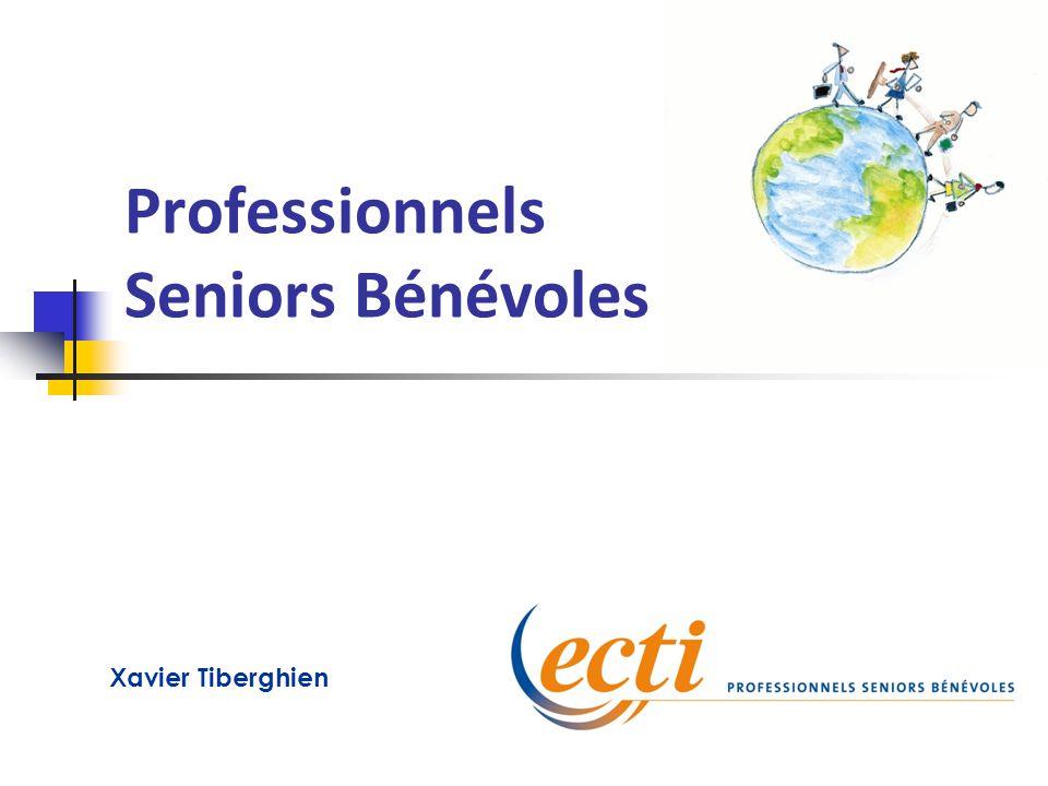 Professionnels Seniors Bénévoles Xavier Tiberghien