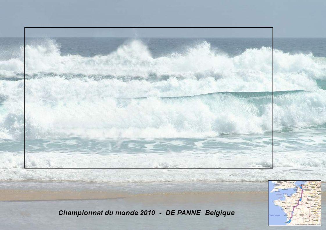 Championnat du monde 2010 - DE PANNE Belgique