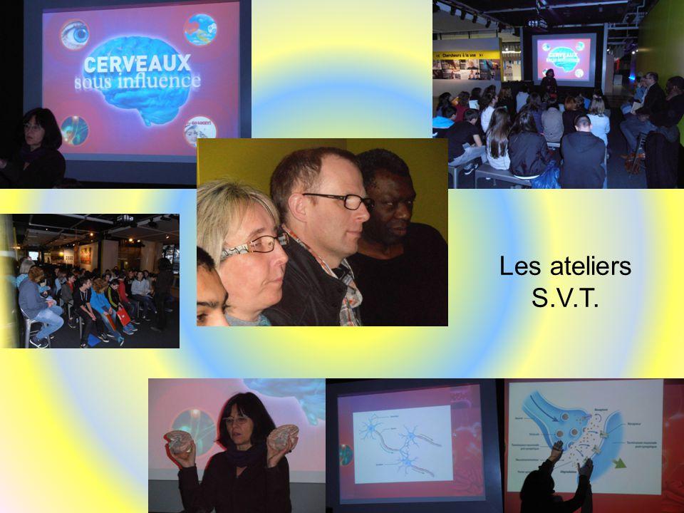 Les ateliers S.V.T.