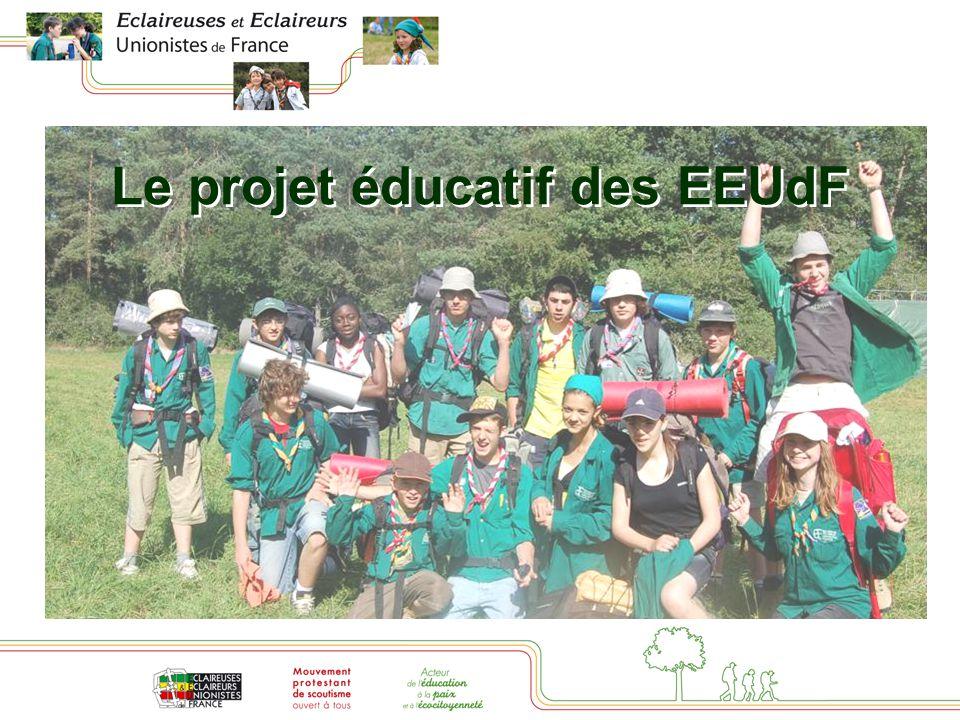 Le projet éducatif des EEUdF