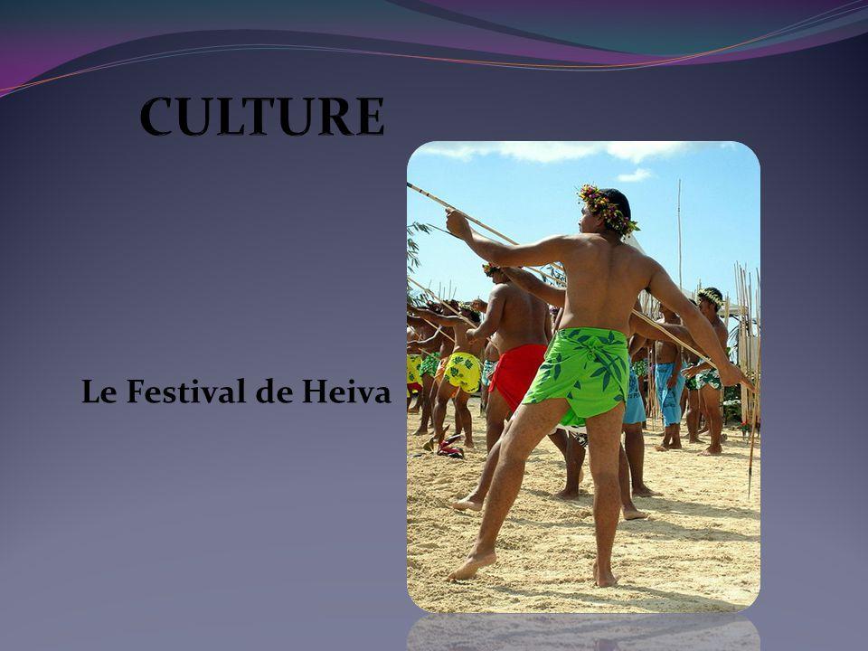 Le Festival de Heiva