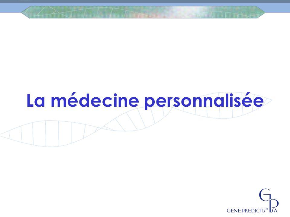Gene Predictis ® …parce que je suis unique! www.genepredictis.com