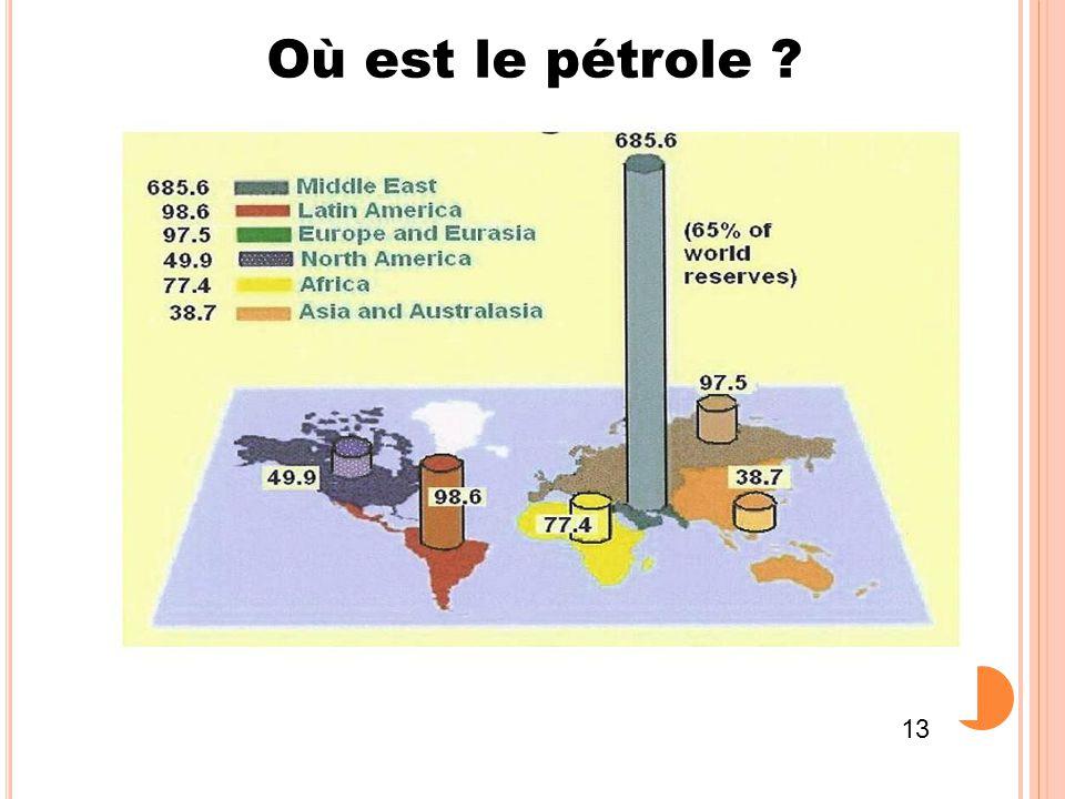 Où est le pétrole ? 13