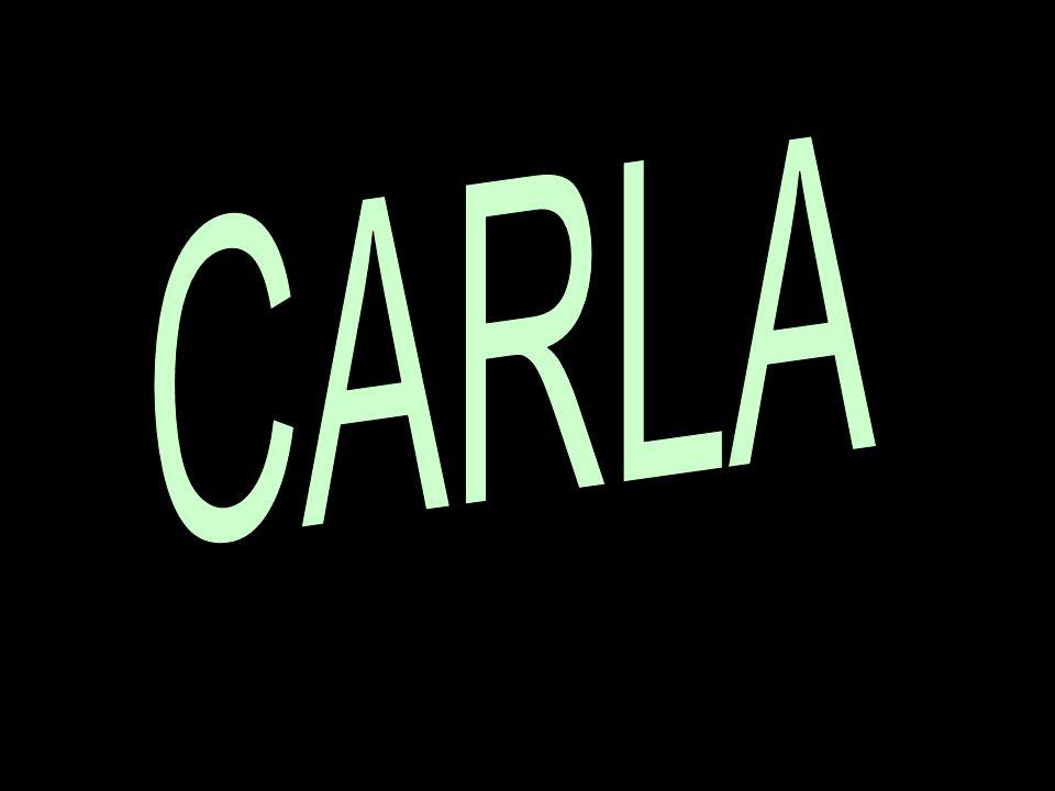 Carla est née à Turin en Italie, le 23 décembre 1968.