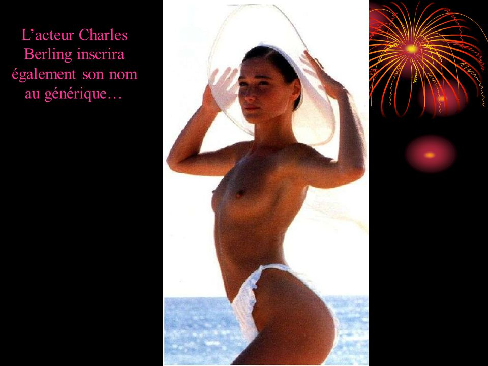 L'acteur Charles Berling inscrira également son nom au générique…