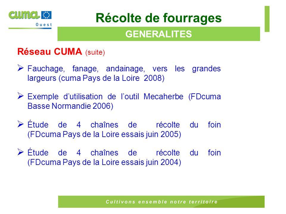 Hors Réseau  Ensilage d'herbe normands : 40 % des silos mal conservés (Prairiales Normandie du Pin, 2011)  Points clés de la conservation des ensilages d'herbe (Prairiales Normandie du Pin, 2011)  Un silo pour préserver la qualité de l'herbe (Prairiales Normandie du Pin, 2011)  Ensilage d'herbe : viser la qualité (Prairiales Normandie, 2007) ENSILEUSES Récolte de fourrages