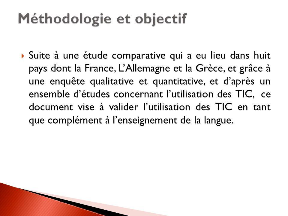 - Les pays choisis pour cette étude sont : Chypre, la Finlande, la France, l'Allemagne, la Grèce, la Hongrie, l'Espagne et le Royaume-Uni.