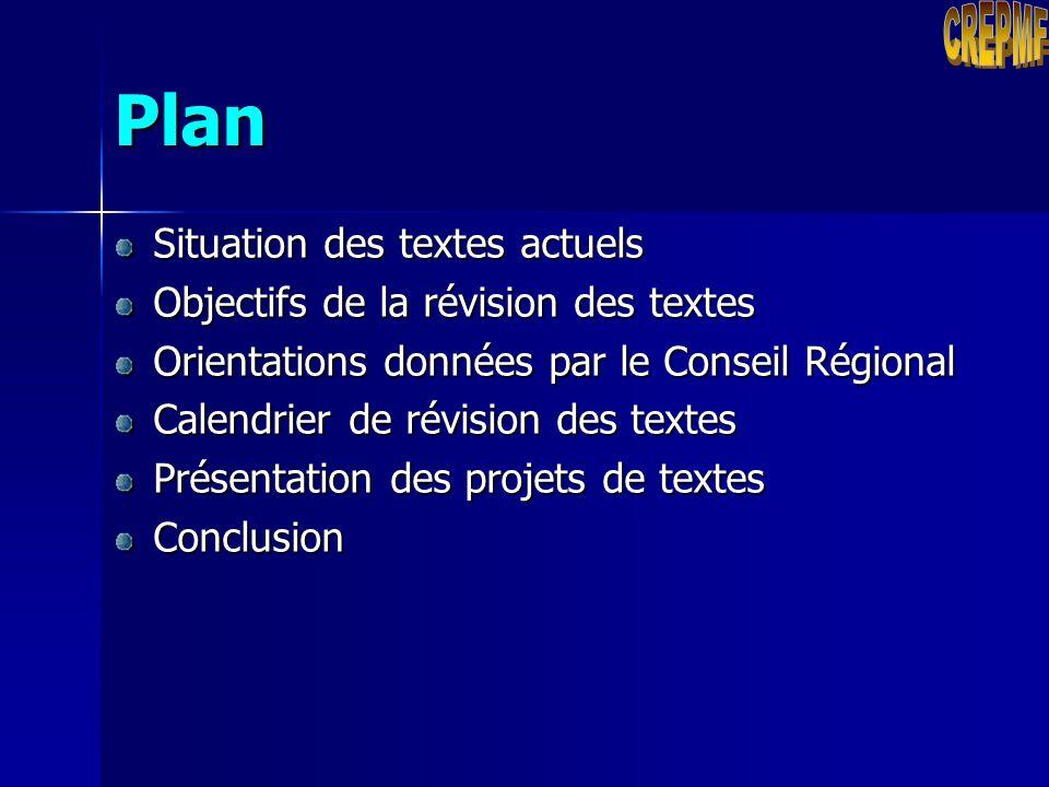 Le Conseil Régional de l'Epargne Publique et des Marchés financiers Revue des textes du marché financier de l'UEMOA Cotonou, le 5 octobre 2004