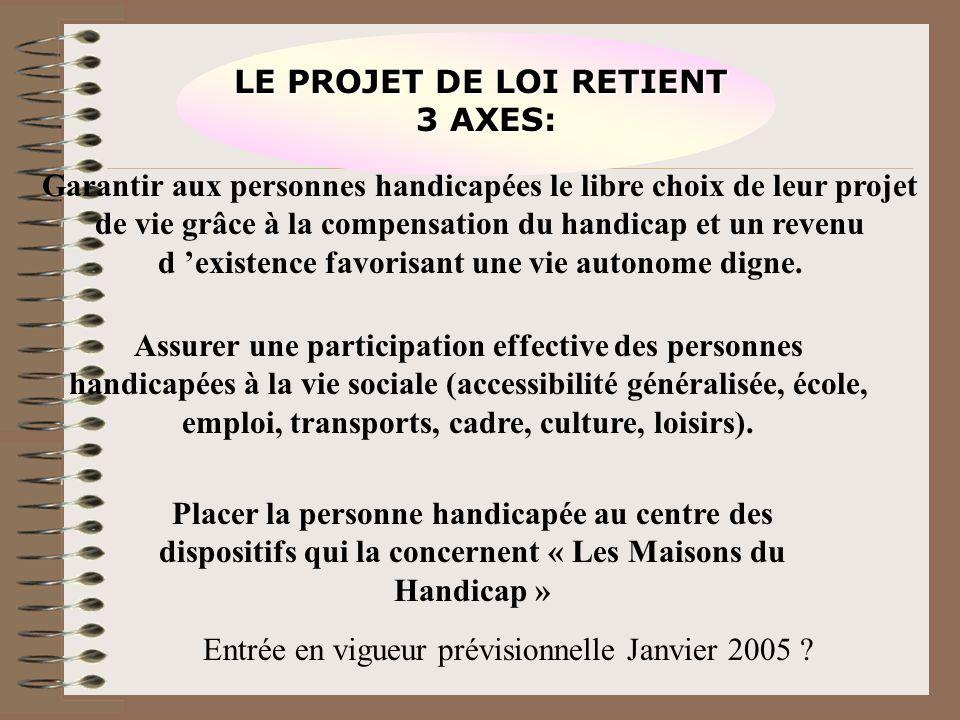 LES NOUVELLES EXIGENCES DE LA LOI DU 2 JANVIER 2002