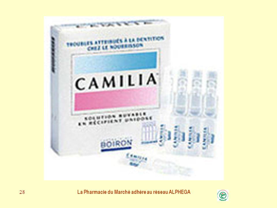 La Pharmacie du Marché adhère au réseau ALPHEGA 27