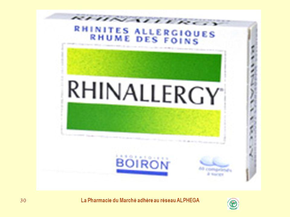 La Pharmacie du Marché adhère au réseau ALPHEGA 29 BEBE TROUBLES de la DENTITION 1 unidose 3 fois par jour