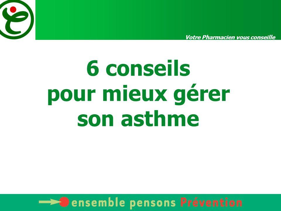 Votre Pharmacien vous conseille La nébulisation Mucoviscidose Obstruction importante des bronches Asthme de l'enfant