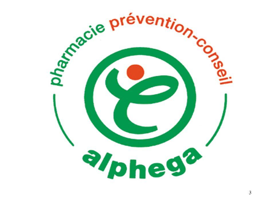 3 LA PHARMACIE DU MARCHE Pharmacie ALPHEGA