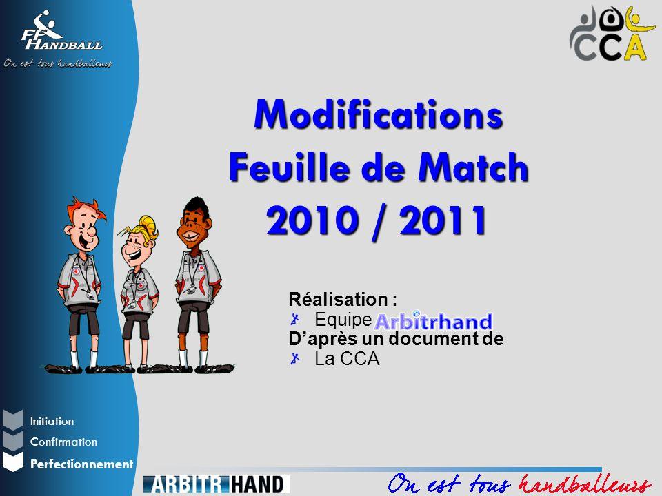Modifications FDM 2010/2011 Modifications FDM 2010/2011 2 Zone_de_managerat_V3_02 sept10 * Les modifications 2010 FDM «FFHB» recto…..3 * Les modifications 2010 FDM «FFHB» verso…...4