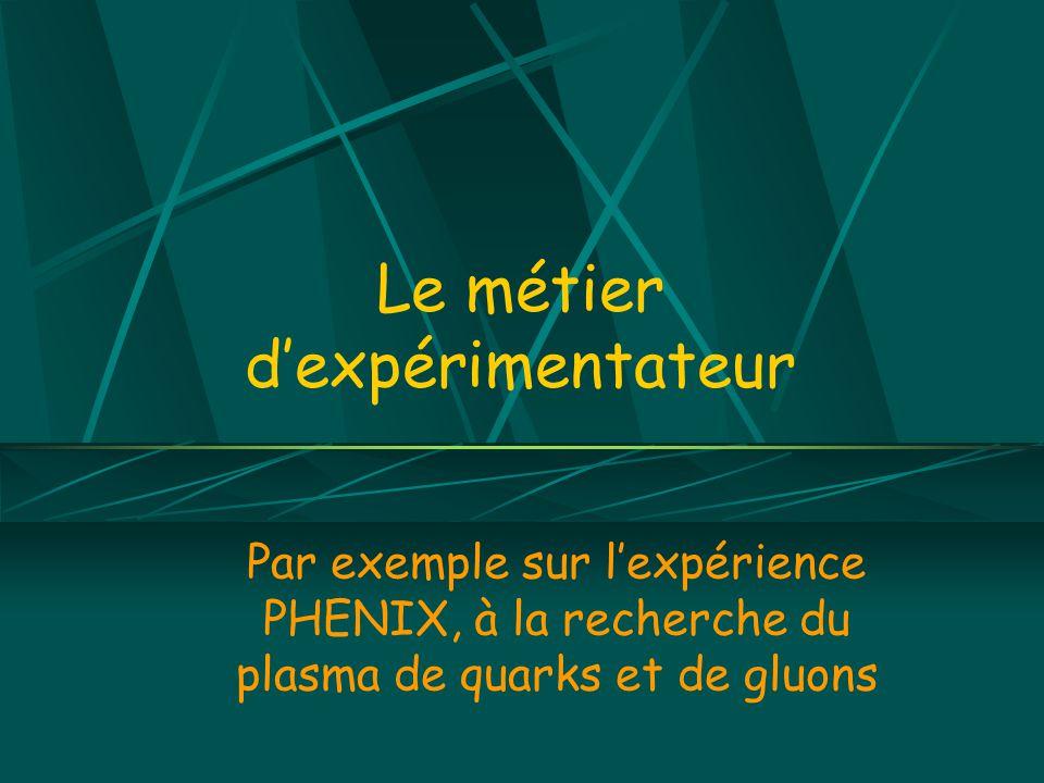 Mercredi 9 novembre 2005Ecole Centrale Paris Raphaël GdC Déjà vu au CERN .
