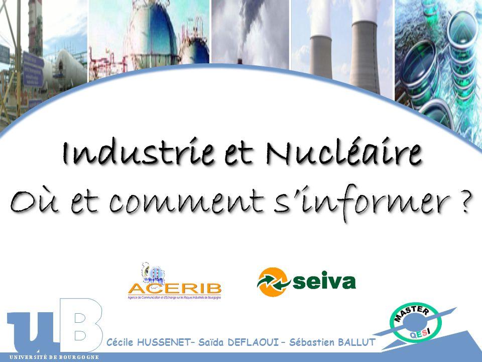 Réglementation Introduction Loi Bachelot du 30 juillet 2003, relative à la prévention des risques technologiques et naturels et à la réparation des dommages.