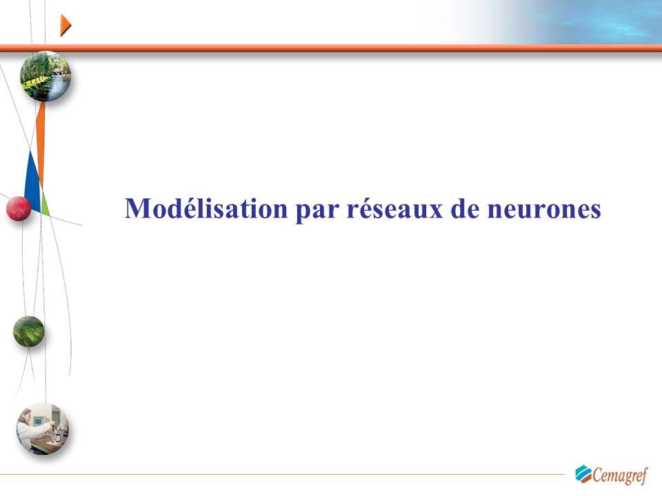 Modélisation par réseaux de neurones