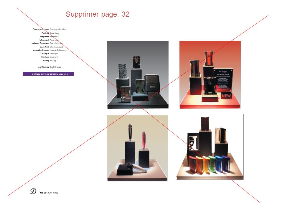 Supprimer page: 33