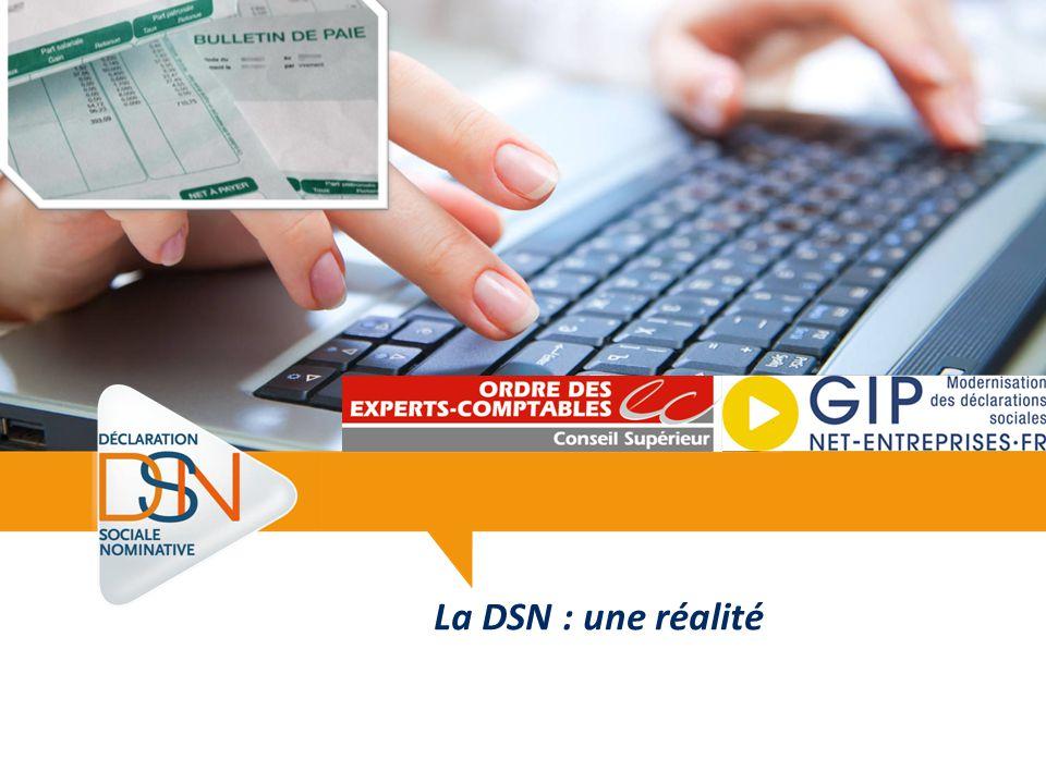 La DSN : une réalité