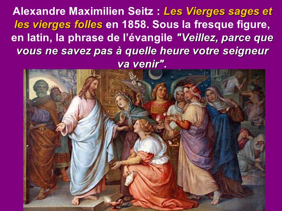 Les Vierges sages et les vierges folles