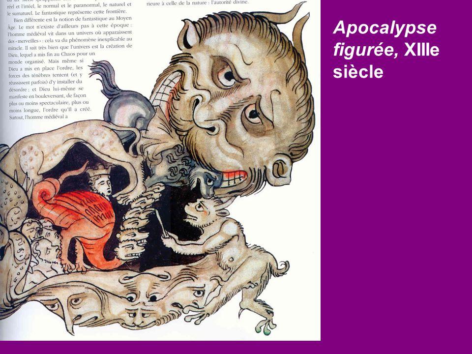 Apocalypse figurée, XIIIe siècle