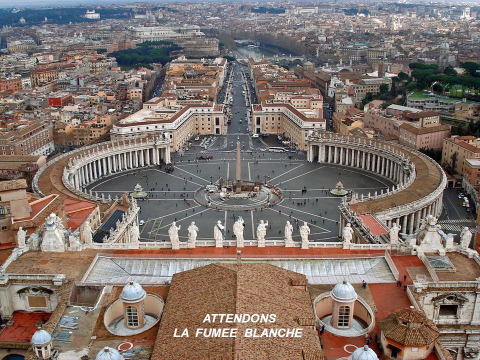 … UN ITALIEN … CARDINAL DE VIENNE / VENISE / MILAN UN ASIATIQUE UN LATINO-AMERICAIN