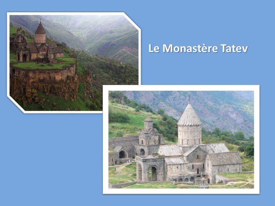 Le Monastère Tatev