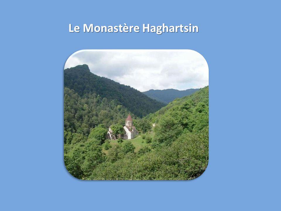 Le Monastère Haghartsin