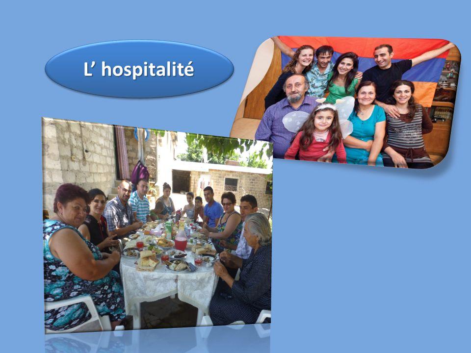 L' hospitalité