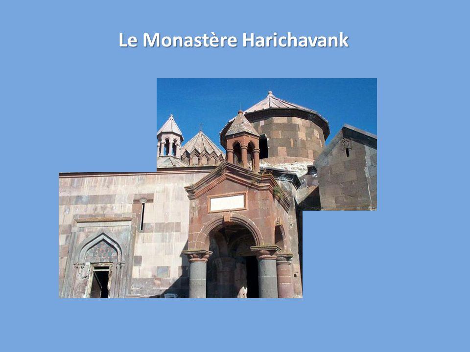 Le Monastère Harichavank